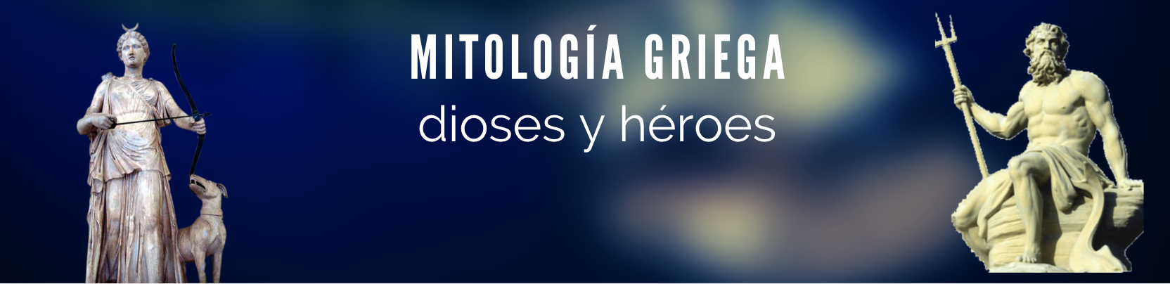 Mitología Griega. Dioses y Héroes